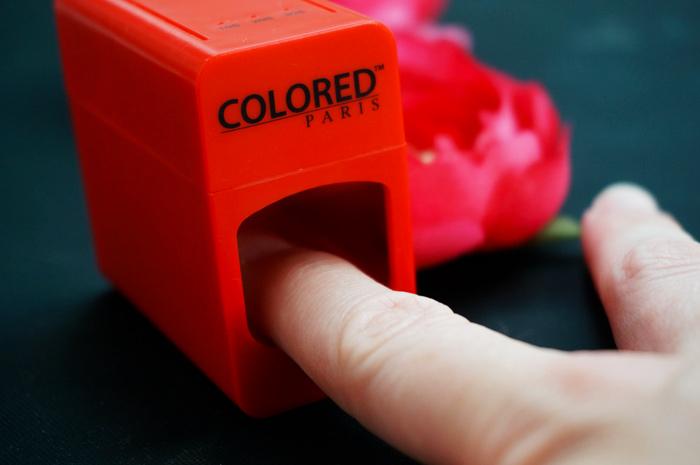 colored paris vernis semi permanent
