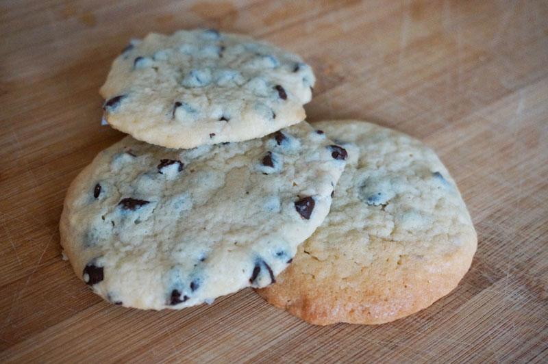 cookies Martha Stewart pépites de chocolat