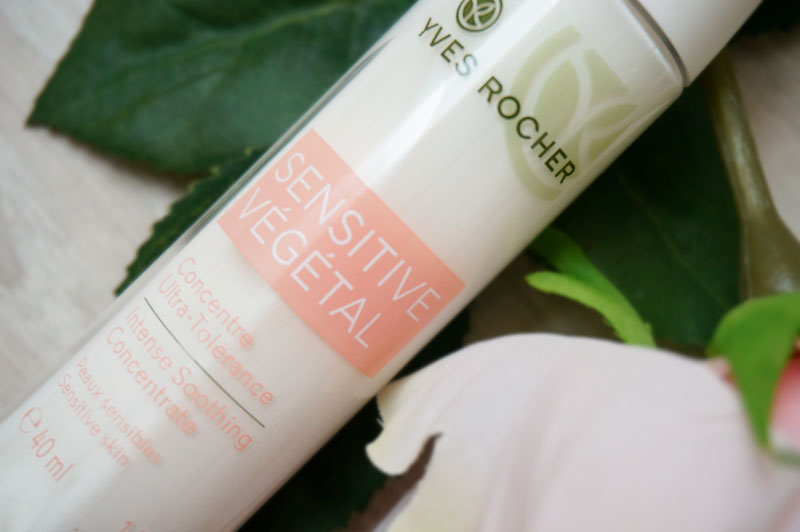 Yves Rocher Sensitive Vegetale