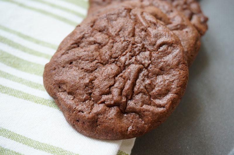 Cookies chocolat noir Martha Stewart
