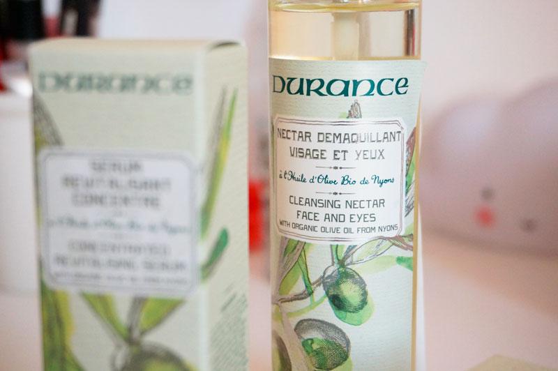 Durance peaux sèches huile d'olive bio de Nyons