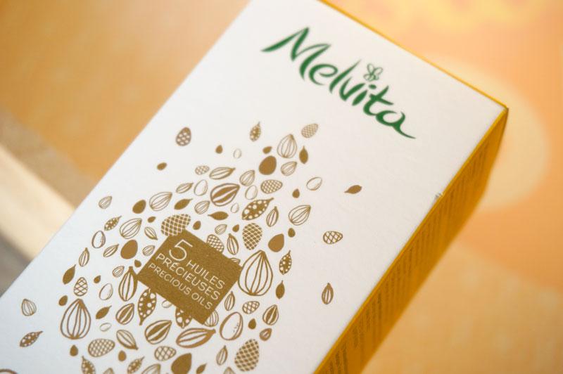melvita l'or bio huile extraordinaire