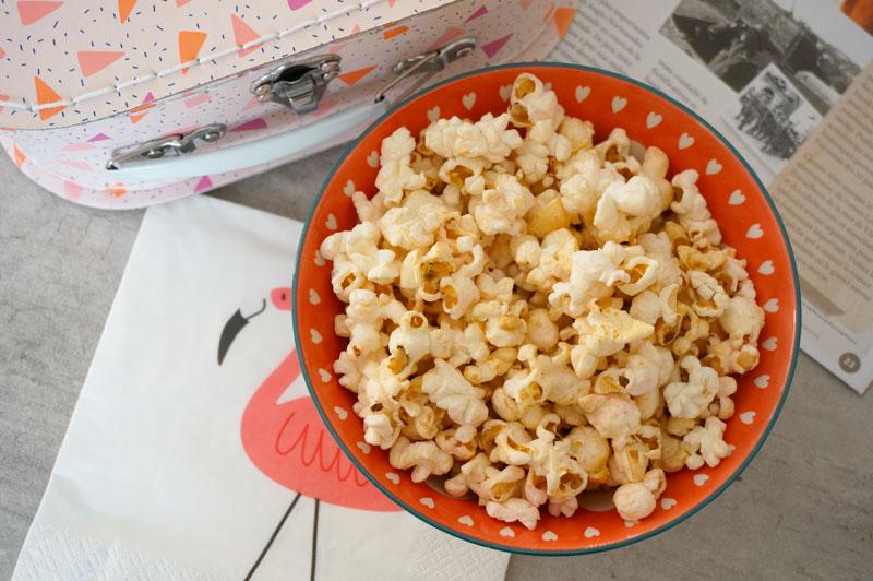 tyrrells popcorns strawberries cream