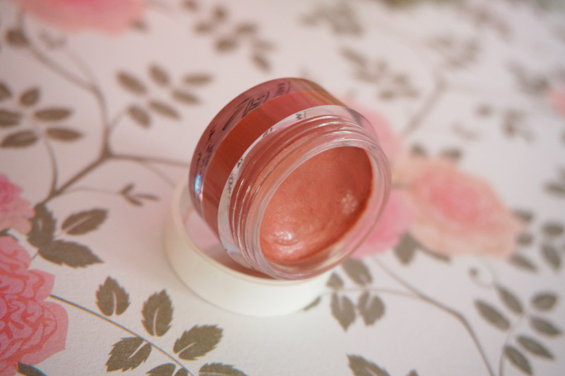 Akane baume tout rose joues et lèvres