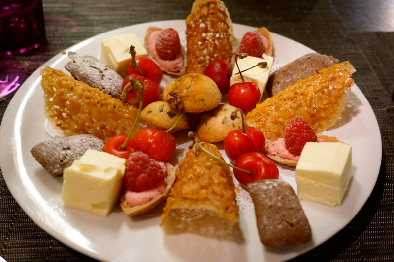 menu terroir la Gentilhommière Nuit-Saint-Georges