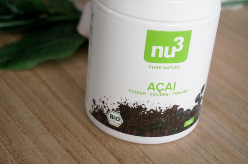 nu3 acai powder