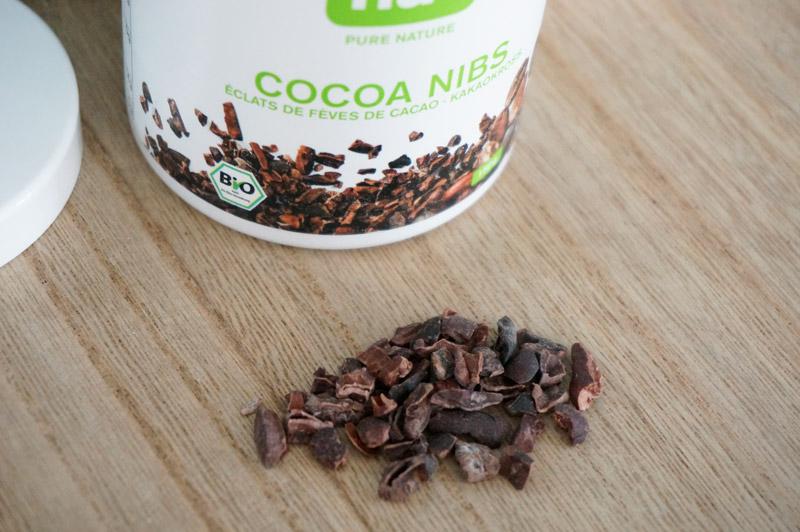 nu3 cocoa nibs