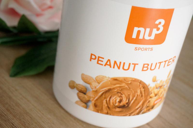 nu3 peanut butter