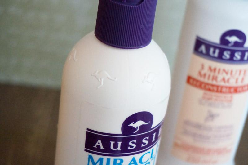 aussie shampoing