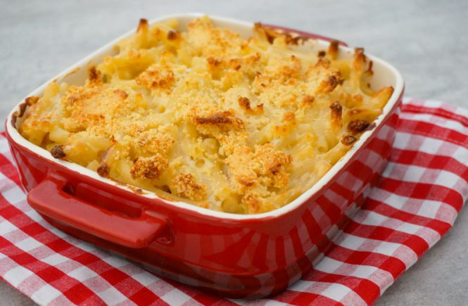 mac and cheese recette