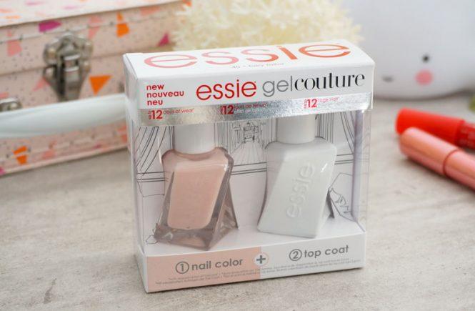 Essie vernis Gel Couture