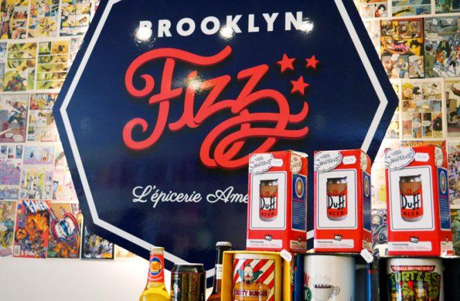 Brooklyn Fizz Dijon