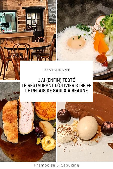 Restaurant d'Olivier Streiff le Relais de Saulx