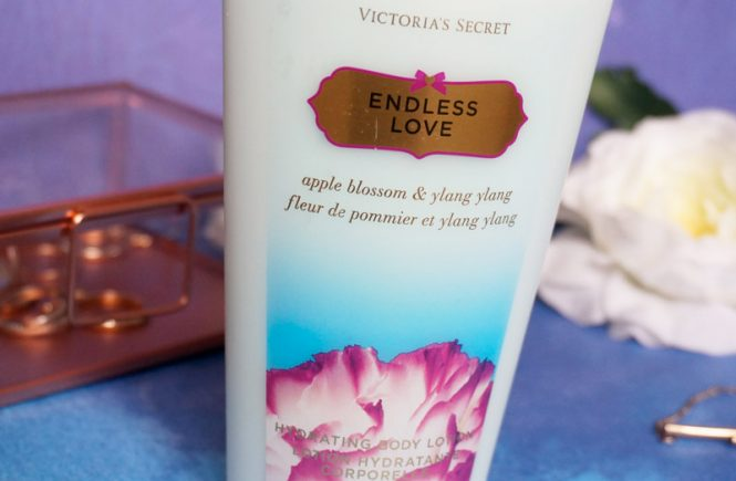 Victoria's Secret body lotion