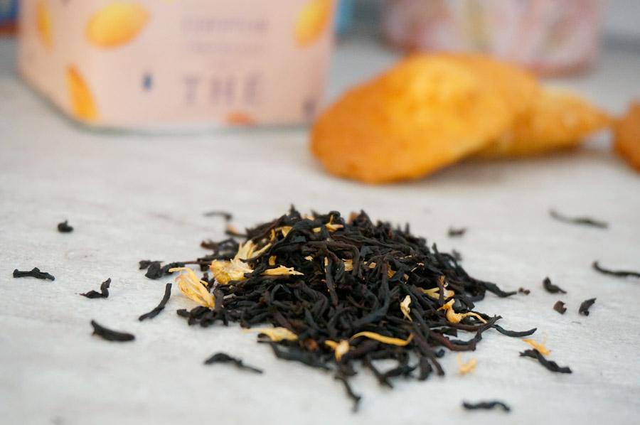 Comptoir français du thé Souvenir de madeleine
