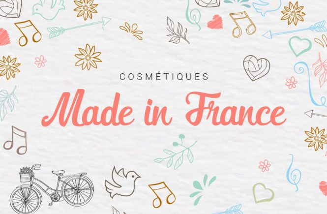 cosmétiques made in France