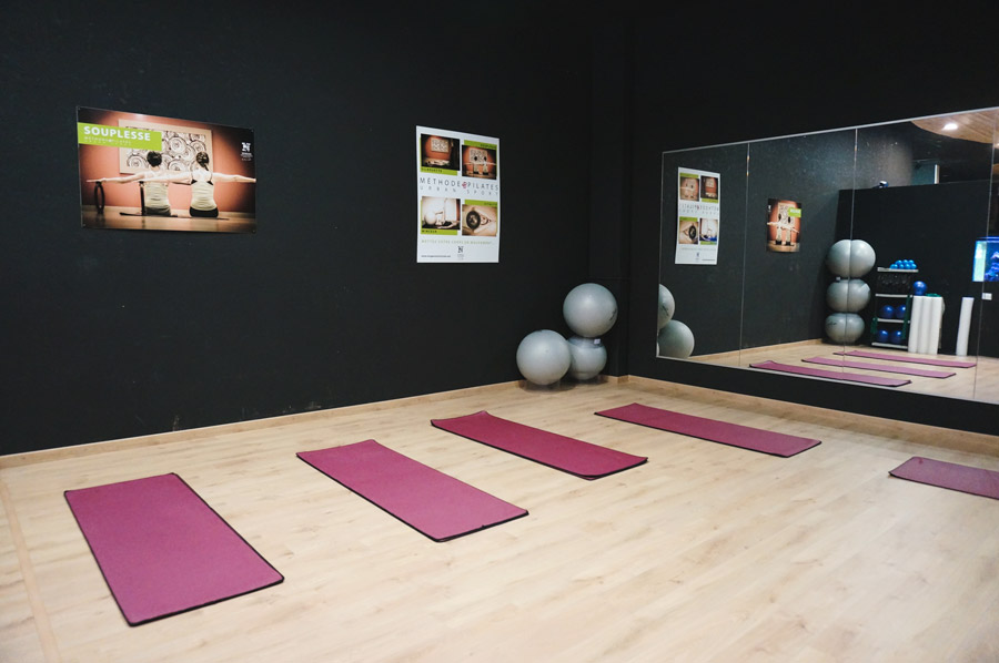 Country Club Norges Dijon Bourgogne pilates