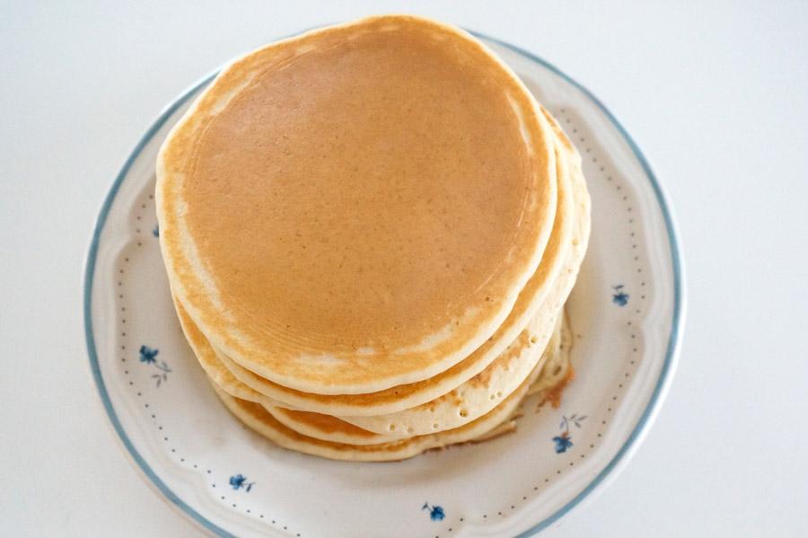 recette pancakes parfaits