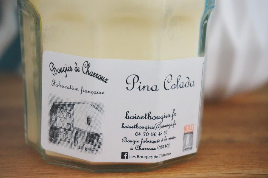 Bougies de Charroux