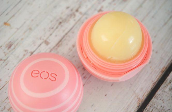 EOS baume à lèvres