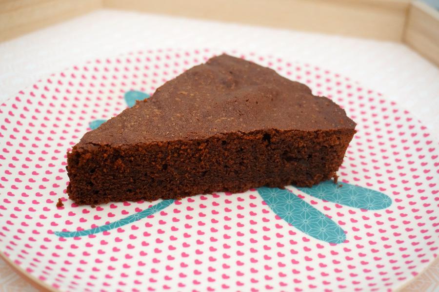 Moelleux au chocolat parfait Pascale Weeks