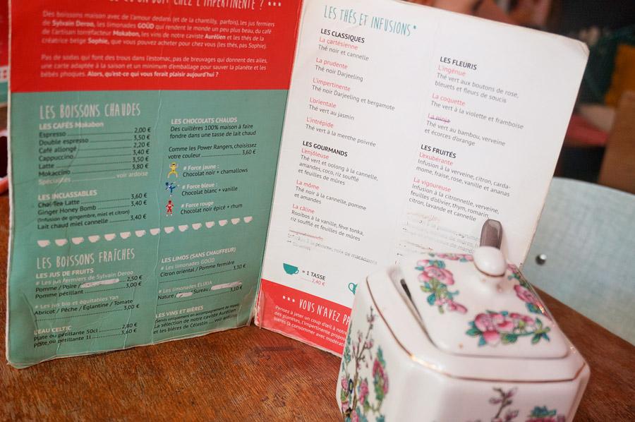 L'impertinente Lille salon de thé