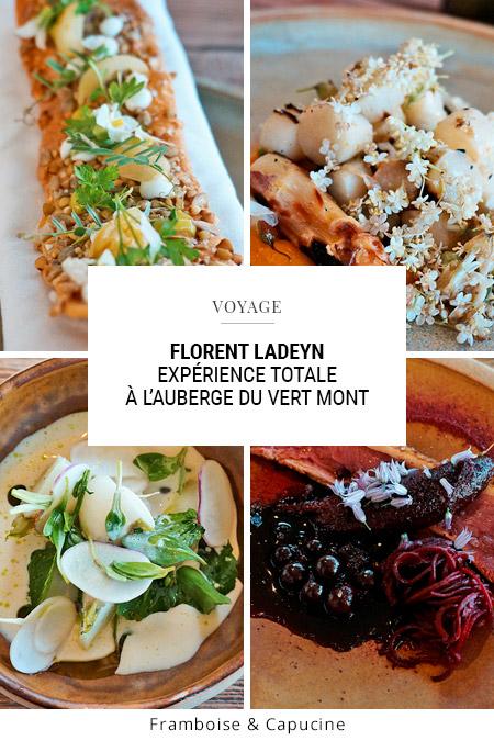 Florent Ladeyn Auberge du Vert Mont