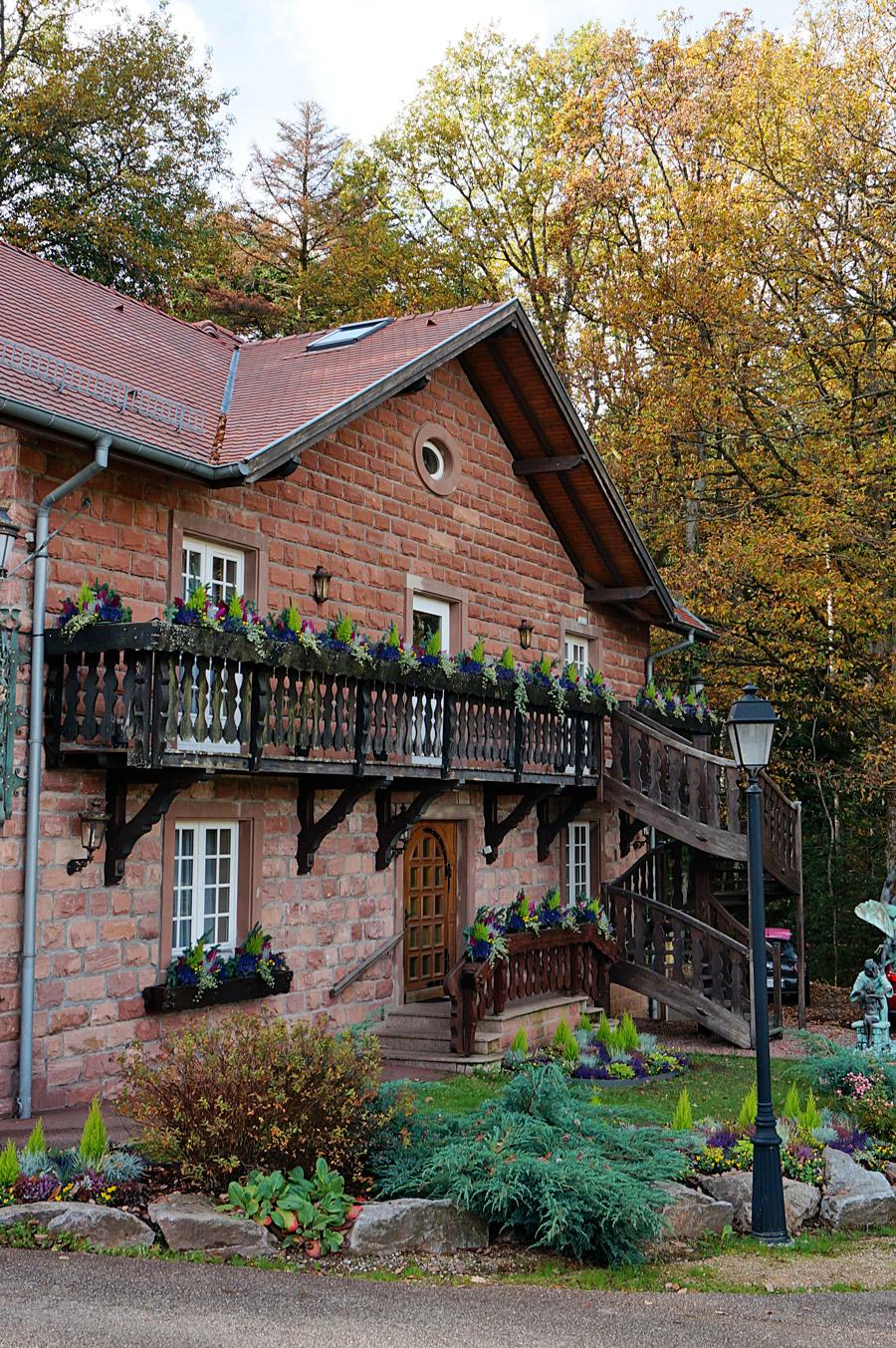 Spa les Violettes Alsace
