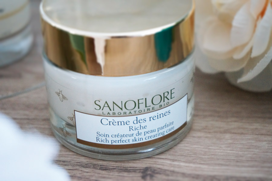 Sanoflore gamme des reines