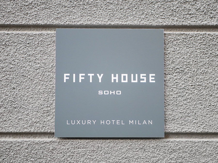 Week-end Milan 2 jours Fifty House