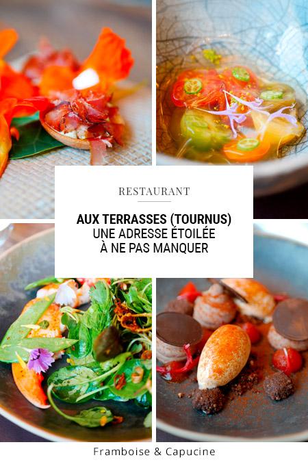 Restaurant aux terrasses Tournus