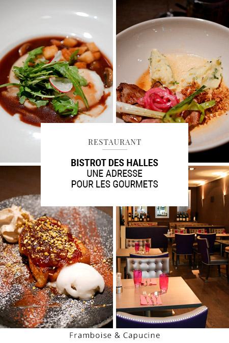 Bistrot des Halles Dijon restaurant
