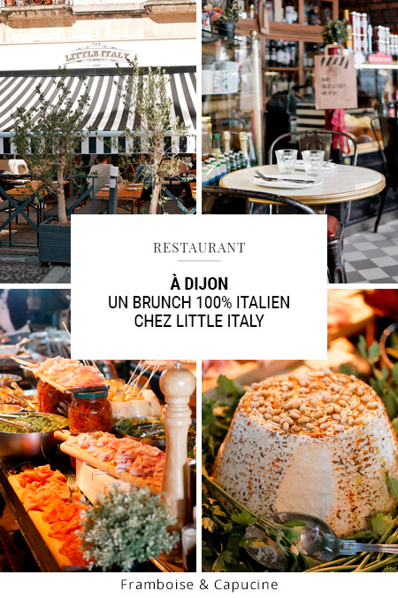 Brunch Dijon Little Italy