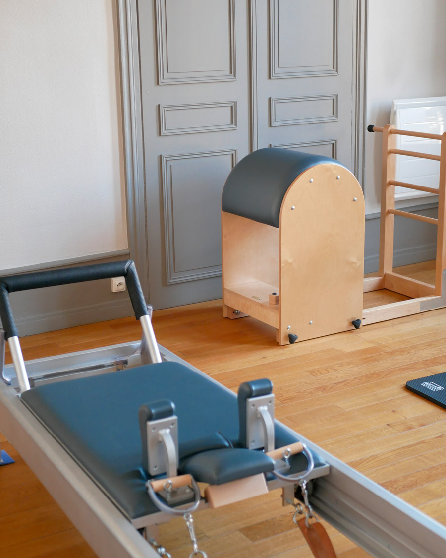 Pilates sur machine Dijon