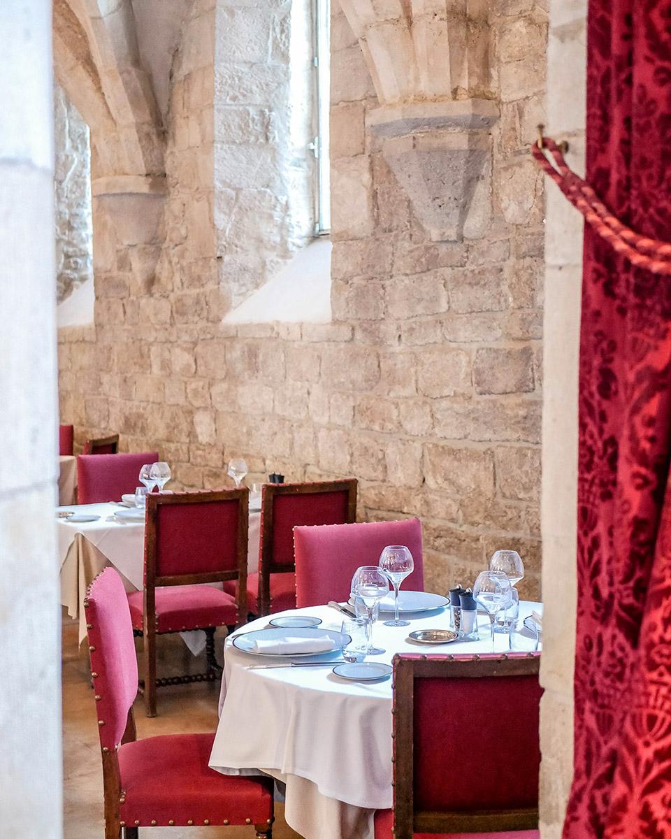 Hôtel Château de Gilly-les-Citeaux restaurant le Clos prieur