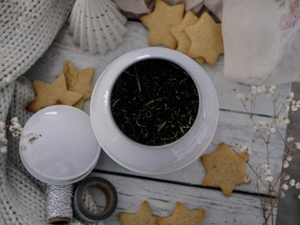 Kusmi Tea Alain Ducasse thé blanc rose framboise