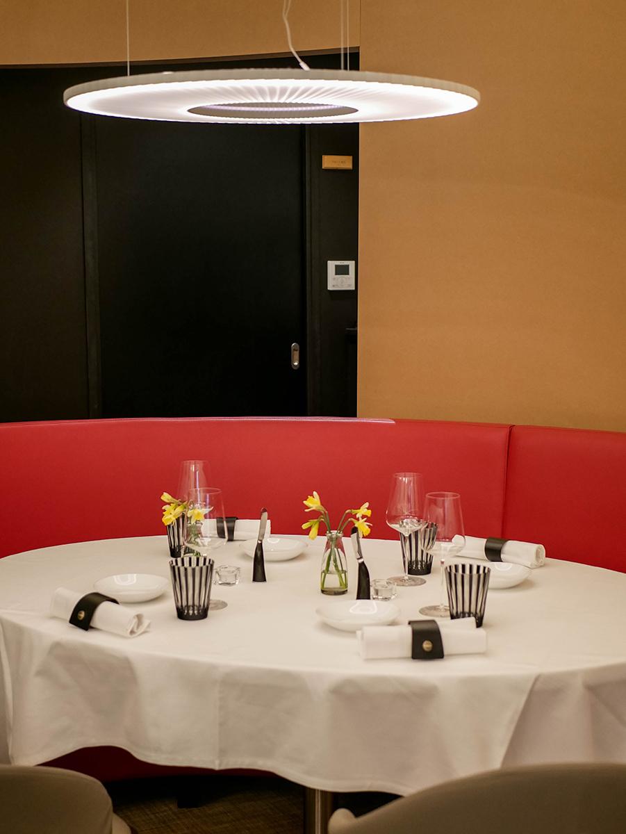 L'aspérule restaurant étoilé Dijon
