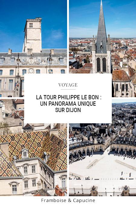 Dijon tour Philippe le Bon