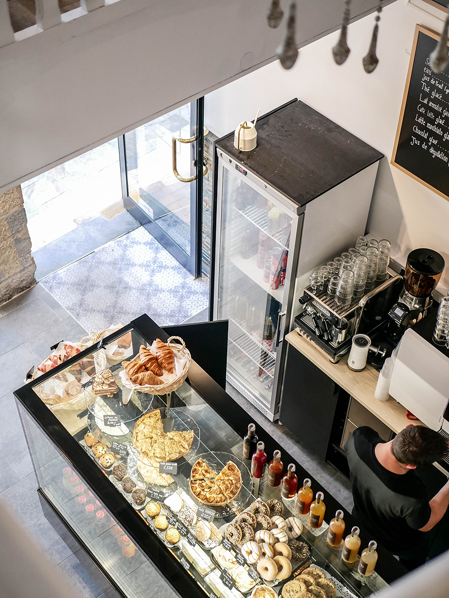 JSB Coffee salon de thé Dijon