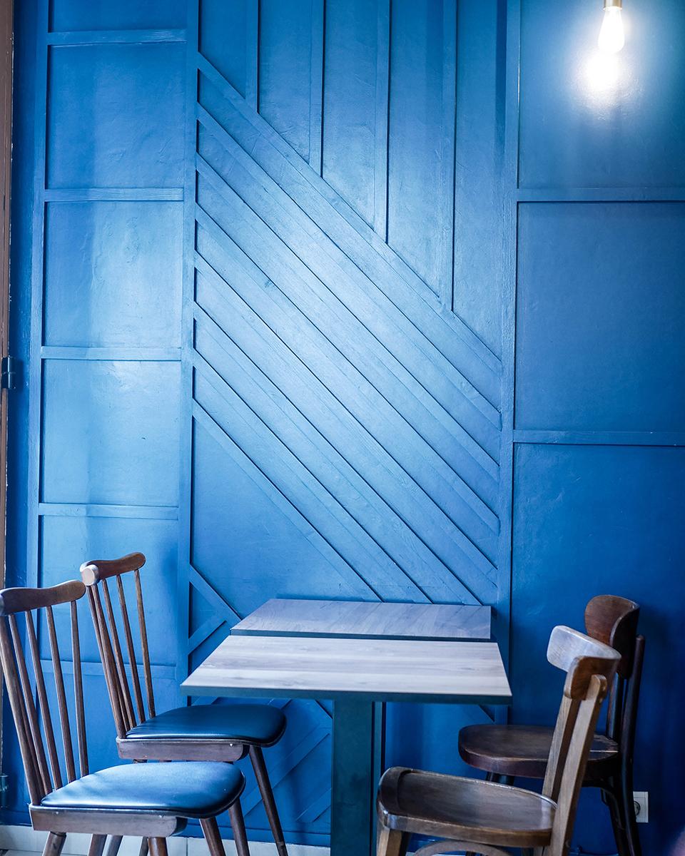 Restaurant la menuiserie Dijon