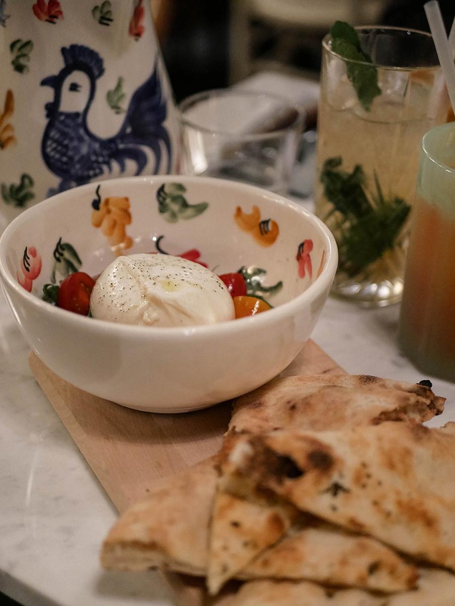 Le clan des mamma Lucilla restaurant italien Dijon