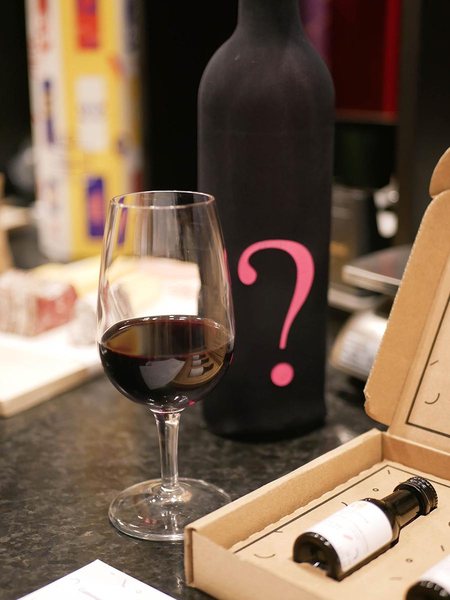 Le domaine du goût vin box Dijon