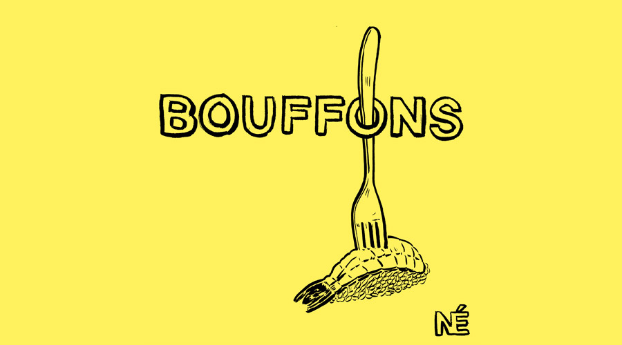 Podcast food Bouffons Nouvelles écoutes