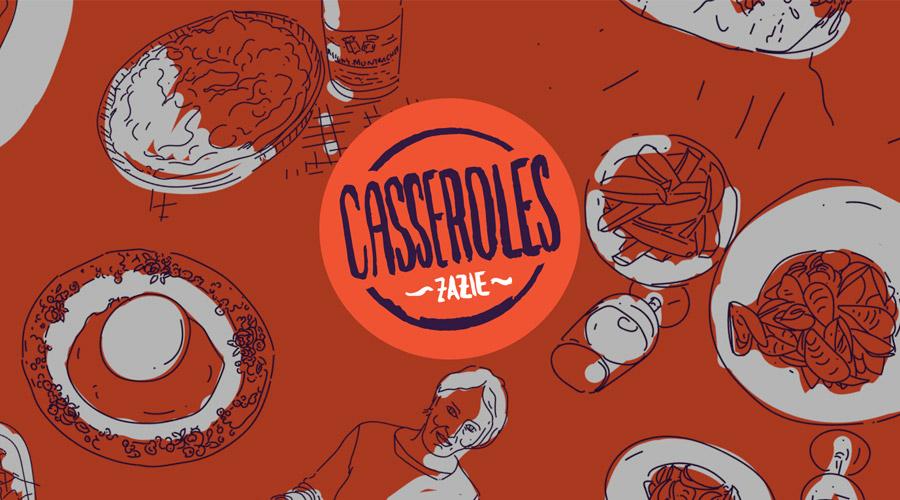 Podcast food Casseroles