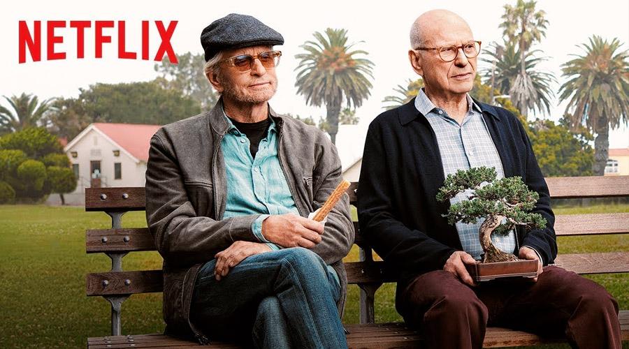 Série Netflix Méthode Kominsky