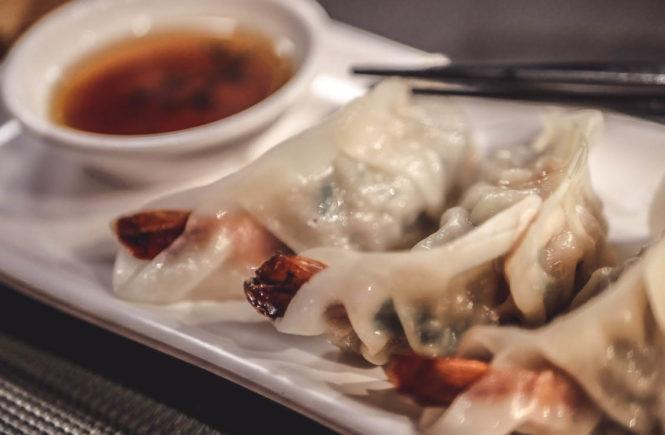 Akatsuki Dijon Gyoza crevettes