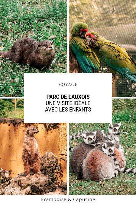 Parc de l'Auxois zoo Bourgogne