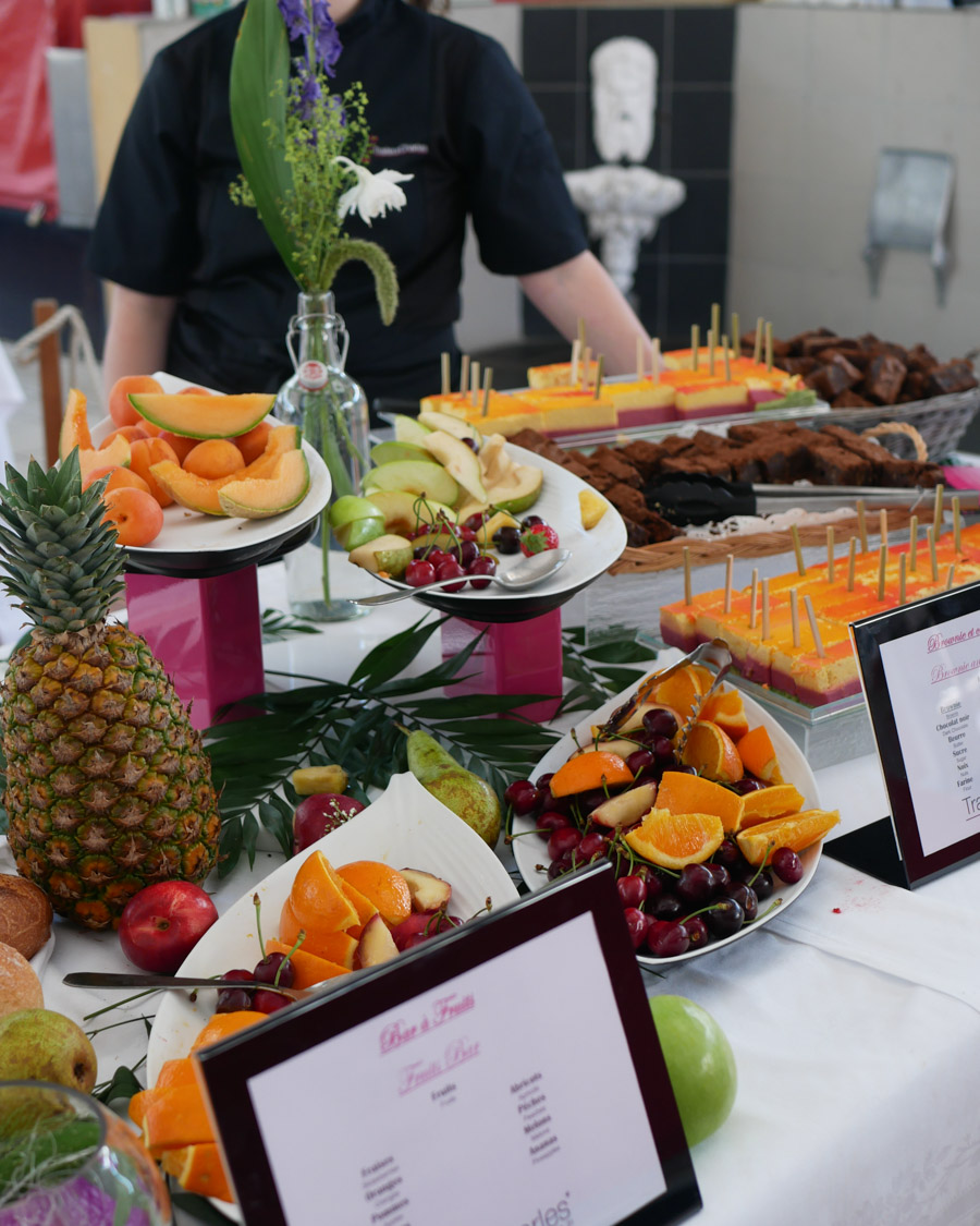 Fruits Brunch des Halles Dijon