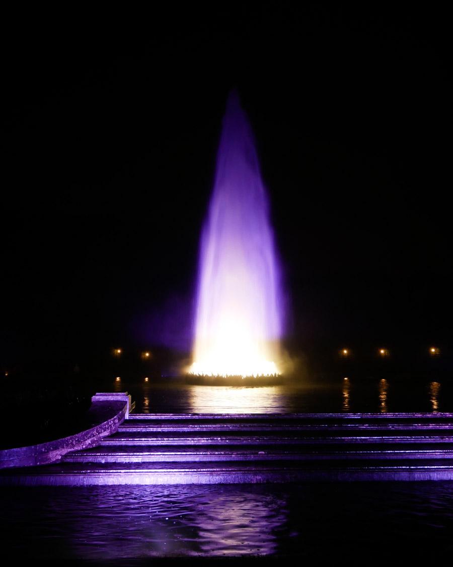 Château de Versailles Grandes Eaux Nocturnes