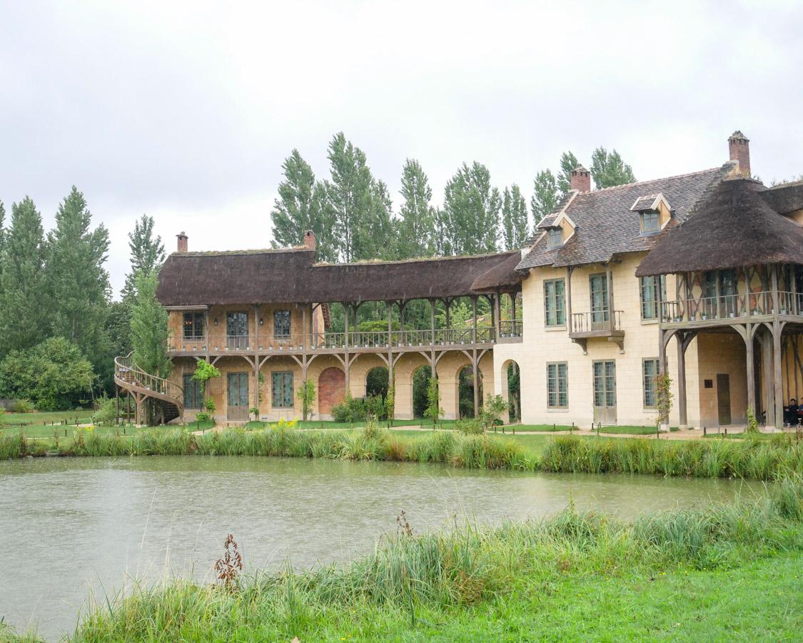 Château de Versailles Hameau de la Reine
